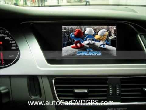 Audi A4 B8 >> Audi A6 A8 A5 Q7 Navi GPS Car DVD Navigation Radio Player for ipod Bluetooth www.autocardvdgps ...
