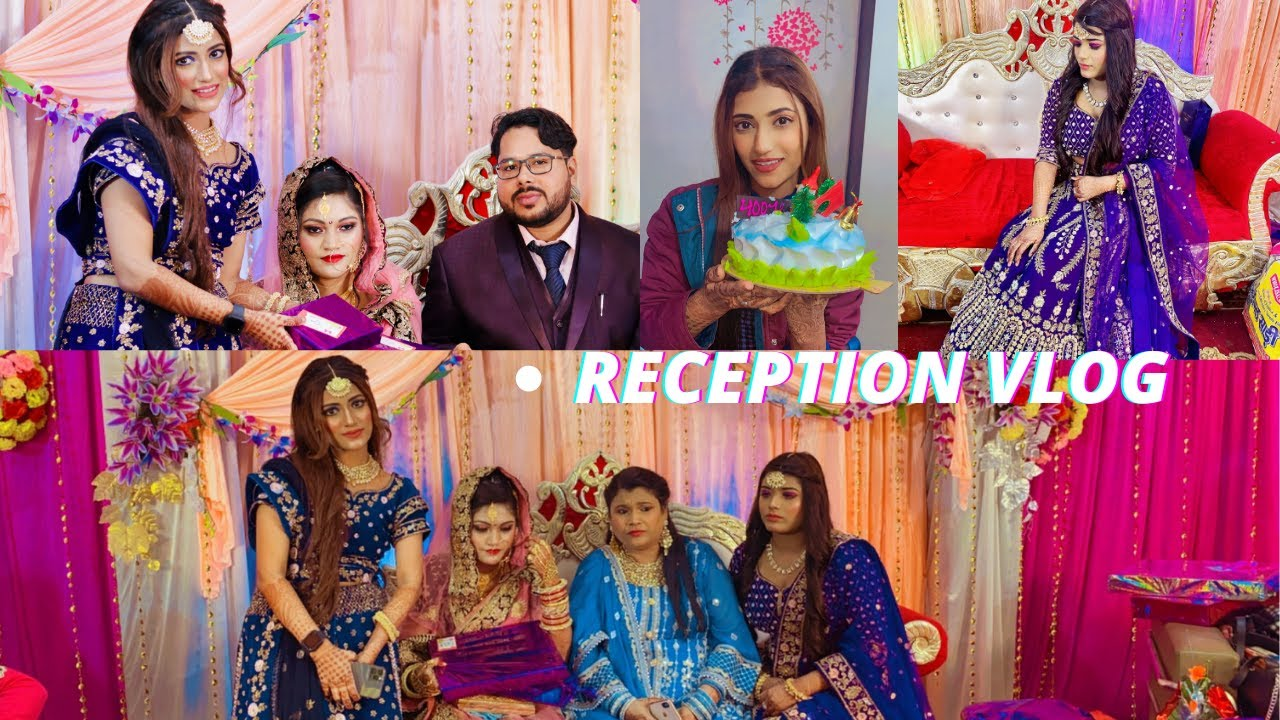 BEHAN Ki Reception Mein Ho Gaye Late | Wedding Vlogs | SAMREEN ALI VLOGS