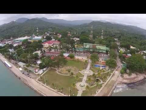Guihulngan with a DJI Phantom 2 Vision Plus drone