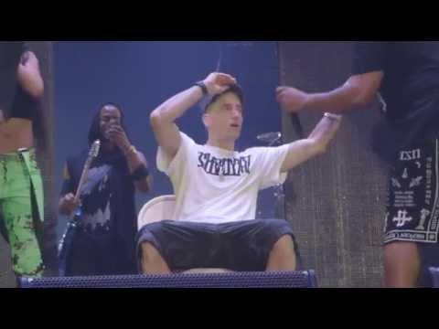 Eminem, Mr. Porter, Rihanna - ALS Ice Bucket Challenge