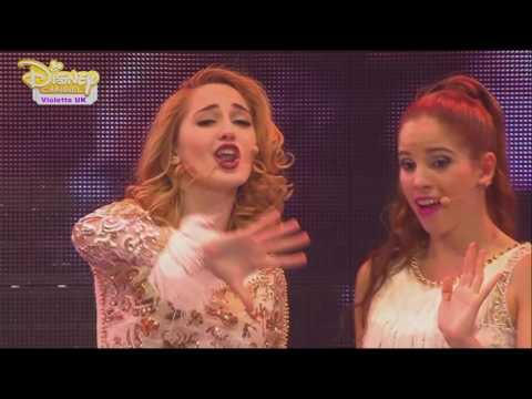 Violetta Live 2015   Sing For Love   Spanish ( Ser Mejor )