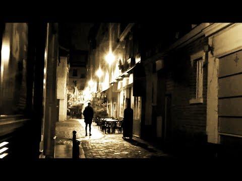 """Vidéo Antoine Tomé 'La nuit te va comme un gant"""" ( à partir d'un live au Limonaire )"""