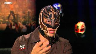 Rey Mysterio: The Life of a Masked Man - Mysterio