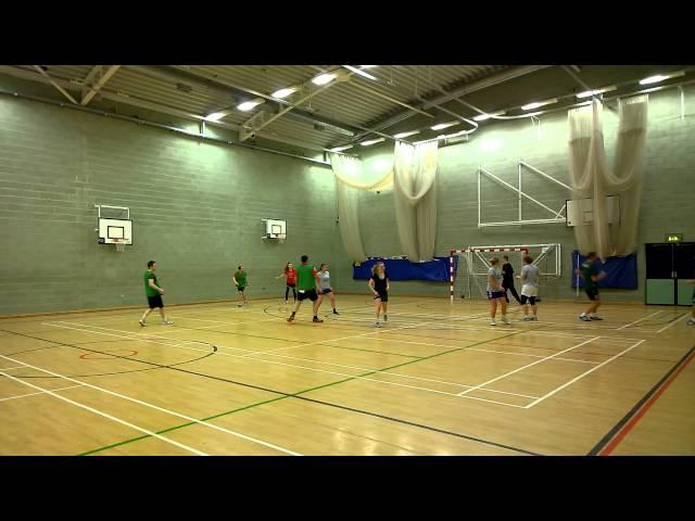 BHC TV - First Brighton Handball women's team! 13/14