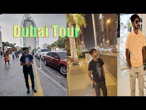 Dubai City Tour 2018 United Arab Emirates