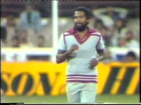 ANDY ROBERTS – INCREDIBLE WEST INDIES FAST BOWLER……