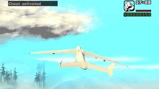 Antonov AN-225 Miriya by SkylineGTRFreak GTA San Andreas