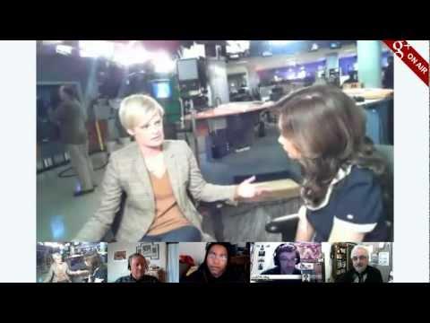 Fox 11 News Los Angeles Hangout w/Martha Plimpton
