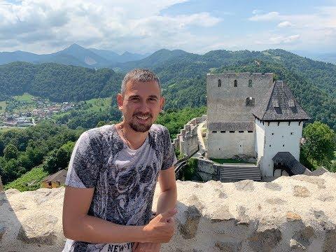 Экскурсия / Старейший замок Словении - Celje / Словения