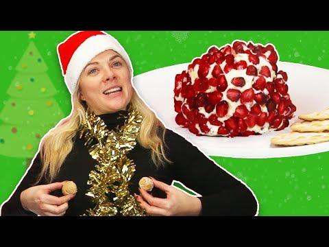 Irish People Taste Test American Christmas Food