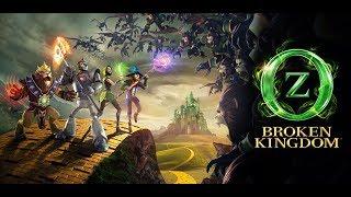 Oz: Broken Kingdom Trailer