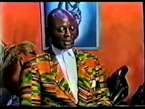 Khallid Muhammad Interview About his Life