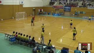 2019年IH ハンドボール 女子 1回戦 彦根翔西館(滋賀) VS 福井商(福井)
