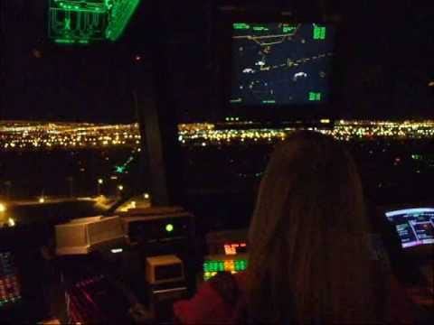 Las Vegas Air Traffic Control