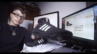 Boxing Shoe Review | Adidas Combat Speed 4 Wrestling Shoe