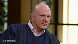 Ballmer: CEOs Should Keep Politics to Themselves