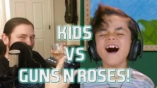 KIDS DON'T KNOW GUNS N ROSES?!?!?! (Maybe they do) | Mike The Music Snob Reacts