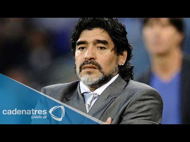Maradona podría enfrentar juicio en Italia