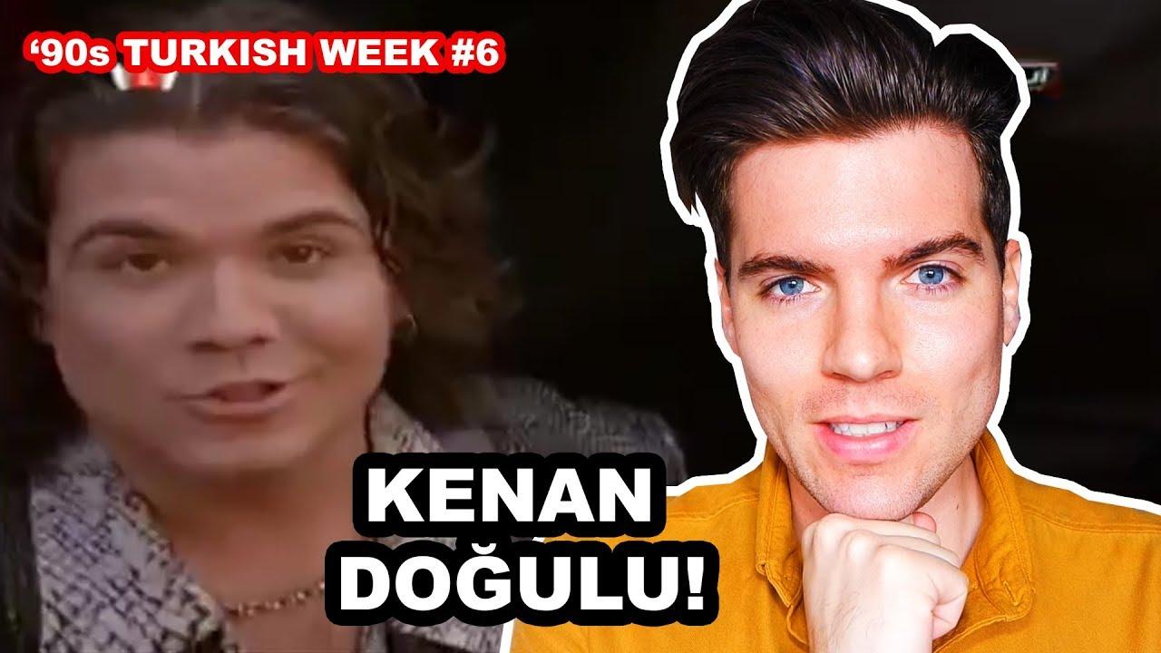 KENAN DOÄžULU - KANDIRDIM | '90s TURKISH WEEK #6 | REACTION