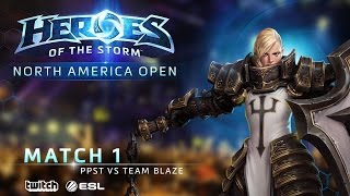 PPST vs Team Blaze – North America June Open – Match 1