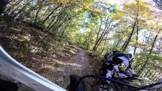 wayne national forest dirt bike ride