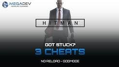 Hitman: No Reload, Godmode, … | Trainer by MegaDev