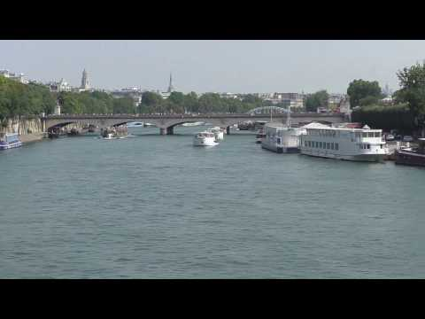 Paris, Seine River