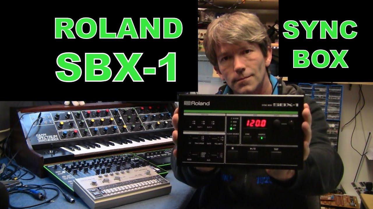 Roland SBX-1 USB
