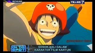 On The Spot - Sosok Asli Dalam Karakter Film Kartun