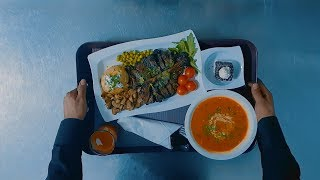 Bon appétit  -  Mobile Film Festival - #StandUp4HumanRights