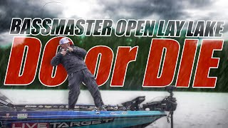 DO or DIE on The Coosa (The FINAL) - Road to the Bassmaster Elites Ep. 31 Bassmaster Open Lay Lake