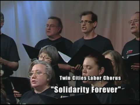 Twin Cities Labor Chorus: Solidarity Forever