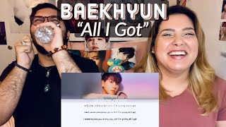 Download Mp3 Showing my brother one of the BEST KPop Vocalists Baekhyun All I Got AmmyXDee