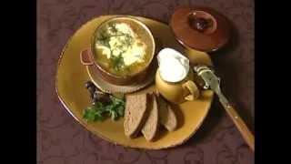 Белорусская кухня. Крупник
