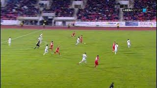 KUP SRBIJE: Polufinale Radnički - Partizan/15.05.2019. 2. utakmica