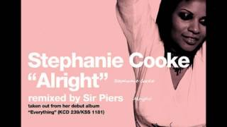 Stephanie Cooke - Alright (Sir Piers Curious Vocal)