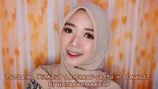 Download TUTORIAL MAKEUP LAMARAN FLAWLES | ALA HASANAHMAKEUP