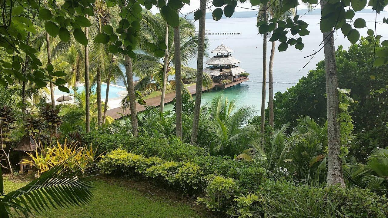 Pearl Farm Beach Resort Davao City Philippines Youtube