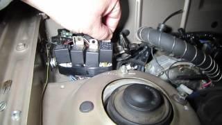 При установке ГБО горит CHECK ENGINE как устранить