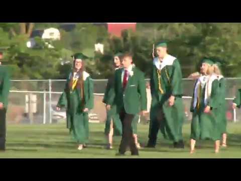 Musselman High 2018 Graduation Ceremony