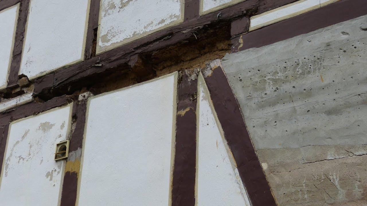 Fachwerk Richtig Restaurieren Mit Naturlichen Materialien Kalk