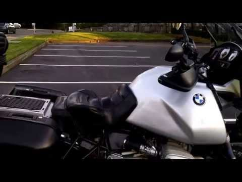 For Sale: 2000 BMW R1150GS with Touratech 41 liter tank, Ohlins suspension, extras. (Seattle)