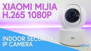 xIAOMI MIJIA 360 1080p HOME SECURITY CAMERA-TEST PL POLSKA