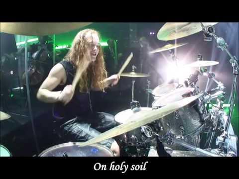 Sancta Terra (Live) - Epica Ft. Floor Jansen - Lyrics