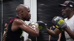 Floyd Mayweather Jr. Training ★ TBE ★ || HD