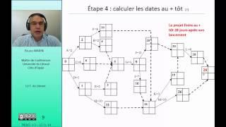 03 - Pert V3 - Calculer les dates au + tôt et au + tard