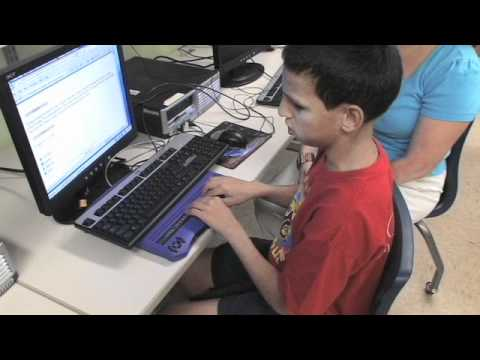 Laptops, Braille Displays, Screen Readers & Screen Enlargement - Assistive Technology for the Blind