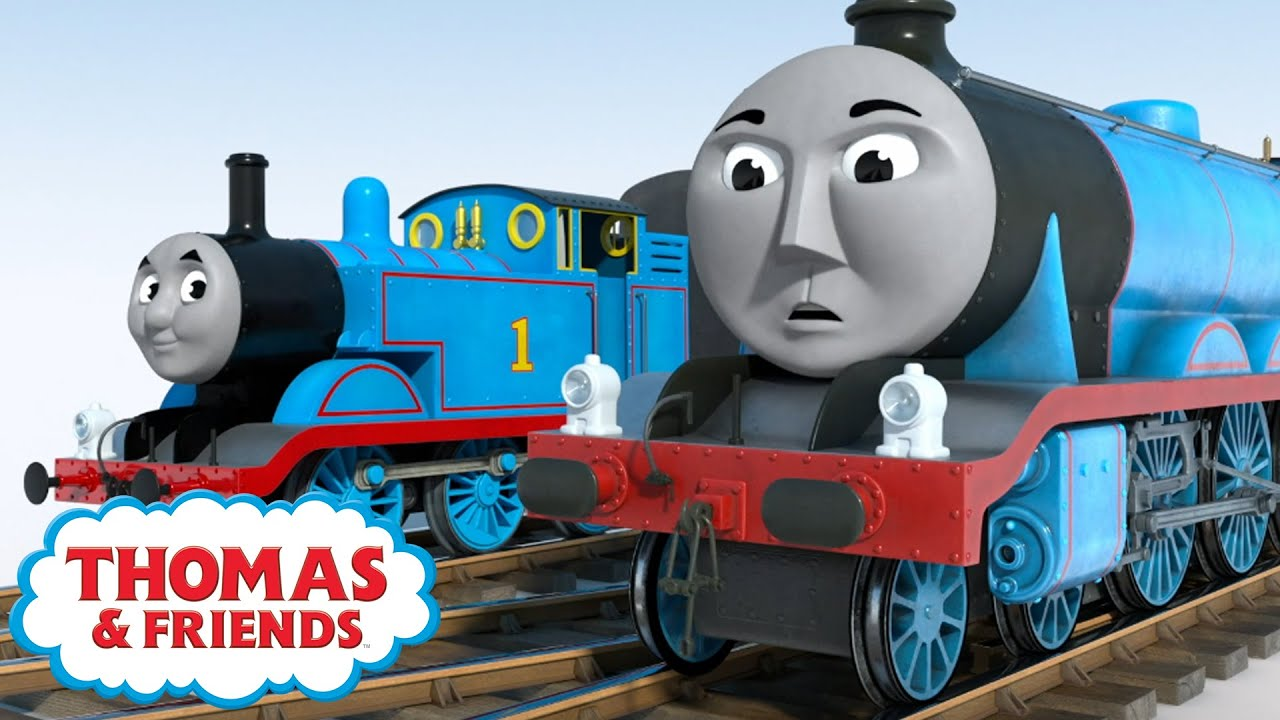 Thomas Full Speed Ahead | Cartoon Compilation | Magical Birthday Wishes | Thomas & Friends™