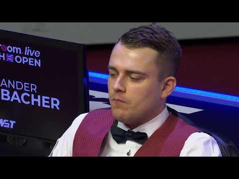 John Higgins 147! 12th Career Maximum | Matchroom.Live British Open