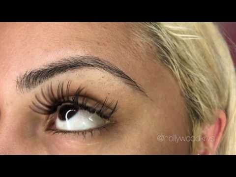 How toDIY: Eyelash Extensions Yourself With Krystal Mari